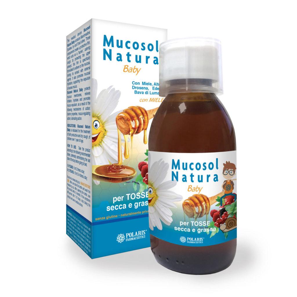 Mucosol natura baby